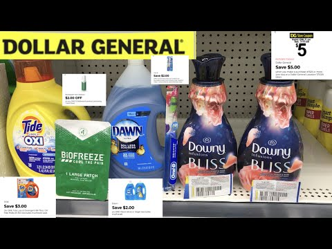 Dollar General $5/$25 For July 11th