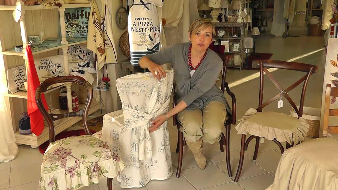 Come ricoprire le tue sedie. I consigli di Nadia a Veli & Arredi ...