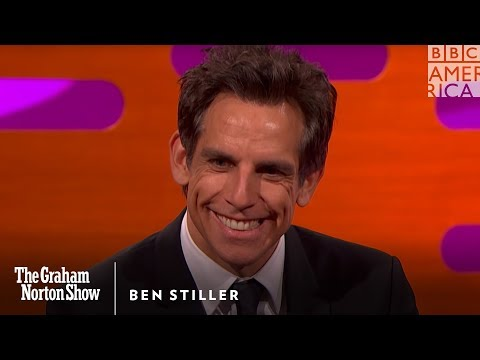 Owen Wilson & Jack Black think Ben Stiller's a Dic...Tator  The Graham Norton