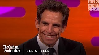 Owen Wilson & Jack Black think Ben Stiller\'s a Dic...Tator - The Graham Norton Show