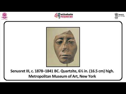 Art of Ancient Egypt (Dynastic Egypt and Old Kingdom) (6000 BC- 2150 BC)