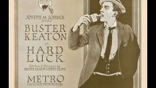 Watch Movies Free : Hard Luck (1921) Silent Comedy Classic starring Buster Keaton