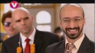 Dil Dosti Dance (D3) Channel V - Comic Scene 2 of The Foreign Dean Inspects, with Zachary Coffin