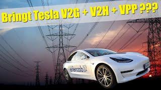 Gambar cover Bringt Tesla V2H + V2G + VPP???