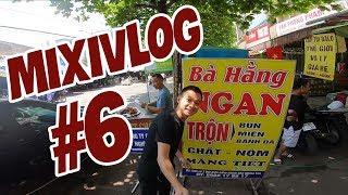 MixiVLOG #6: Đón Masew qua nhà, Ăn bún ngan Bà Hằng, Refund Gaming Chụp ảnh team