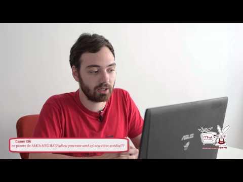 Mailbox #5 - Procesor AMD si placa video NVIDIA?