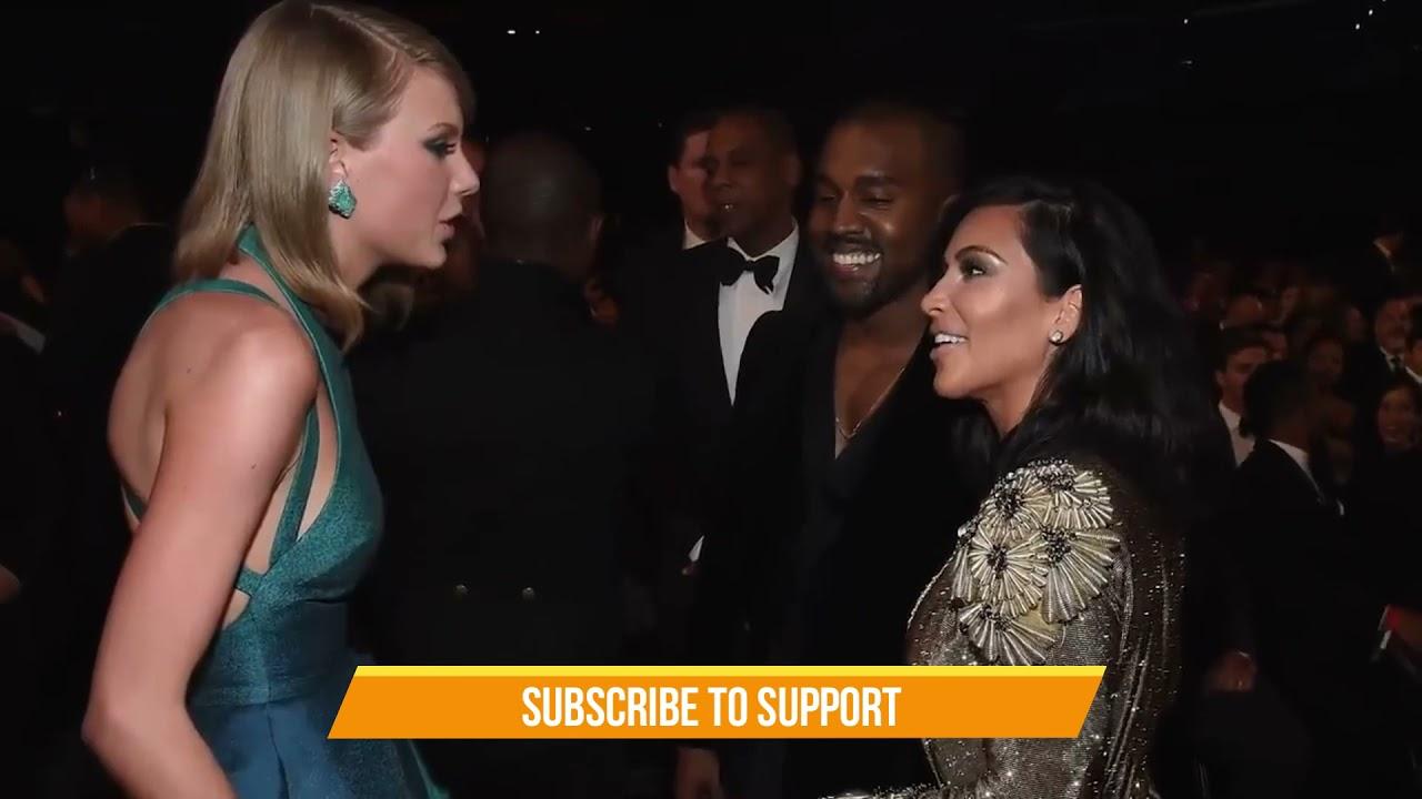 Kim Kardashian's Instagram Story has Taylor Swift fans talking