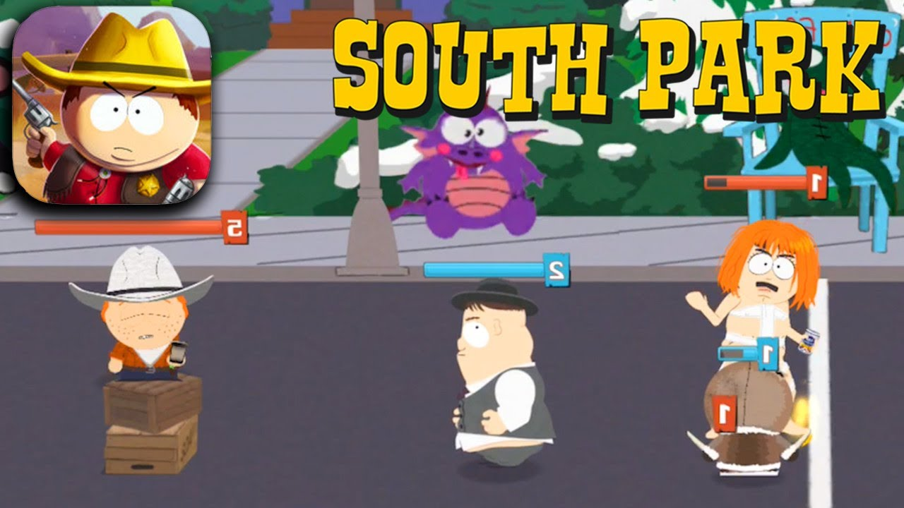 south park android