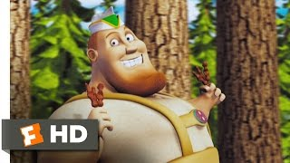 Hoodwinked! (6/12) Movie CLIP - Schnitzel Song (2005) HD