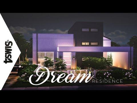 CASA DOS SONHOS THE SIMS 4 (Dream Residence) Speed Build