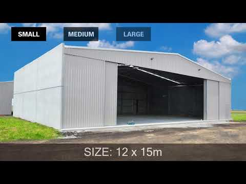 Cost To Build An Aviation Hangar in Australia