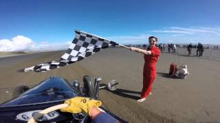 VHRA Pendine Sands Hot Rod Races 2015