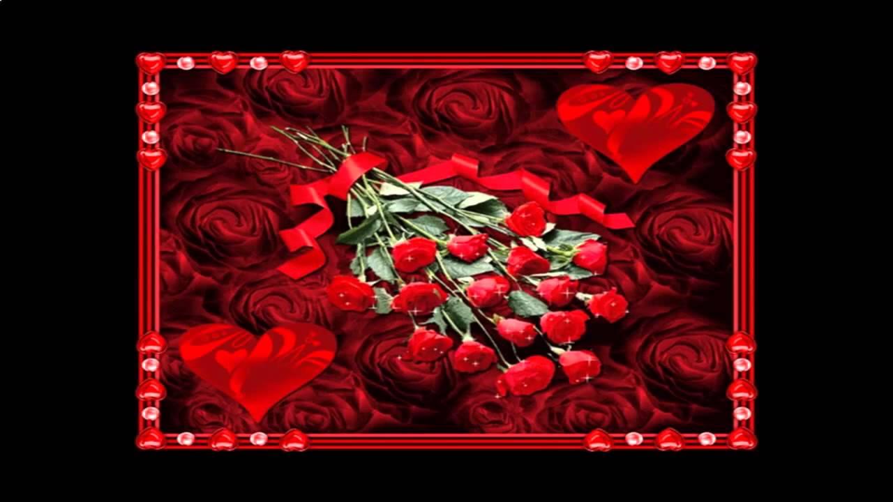 розы фото анимация