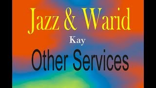 Jazz & warid  Other Services  & Call &SMS Block & Caller Name &Conference Call