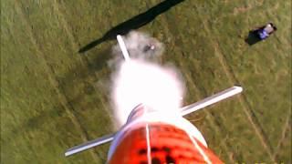 Estes Skylofter Model Rocket Launch