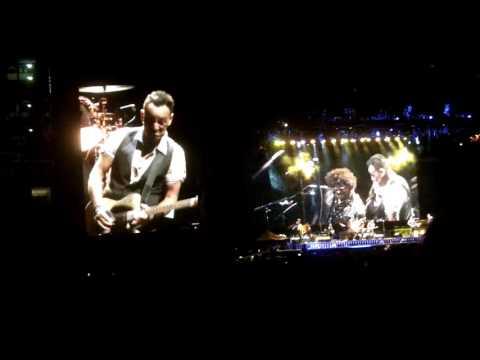 "Bruce Springsteen ""Prove it all night"" Gillette Stadium, Foxboro Mass 9/14/16"