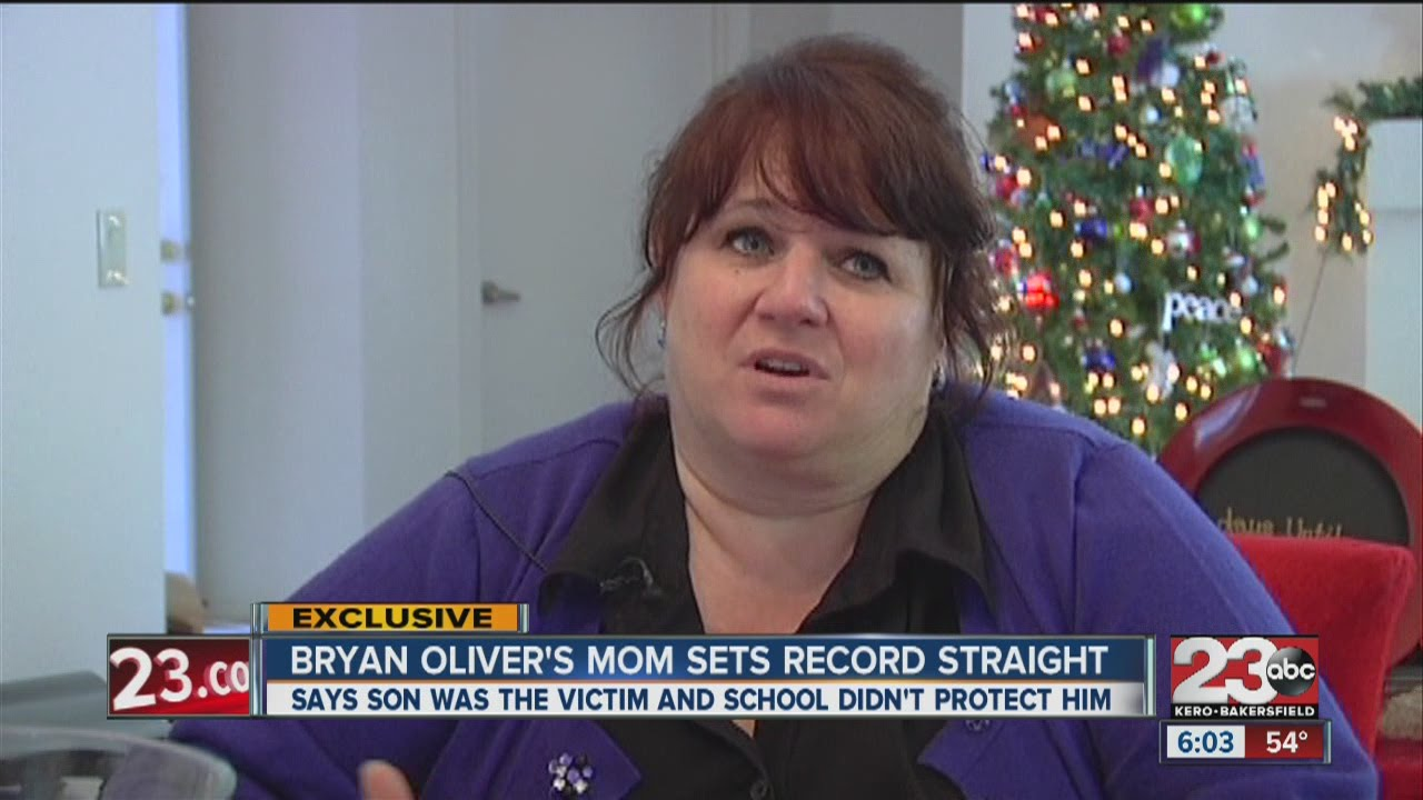 Mom of accused Taft Union High School shooter Bryan Oliver ...