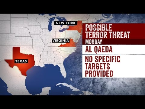 Sources: Police in three states warned about potential terror threat