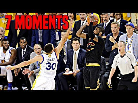 7 FAVORITE NBA PLAYOFF MOMENTS