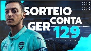 FIFA MOBILE 20| Sorteio de duas contas, uma Ger 129 e outra Ger 118