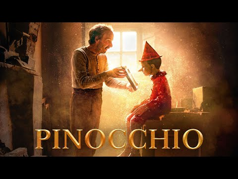 Pinocchio - Official Trailer