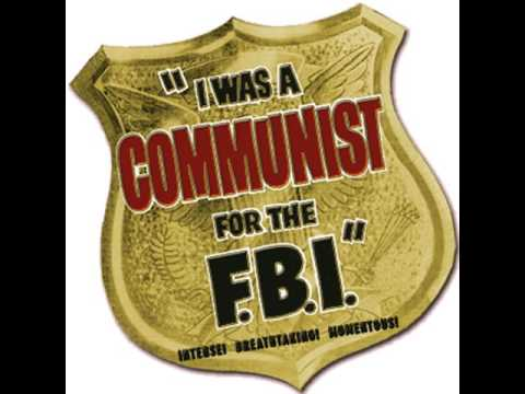 I Was A Communist For The FBI Forged Faces
