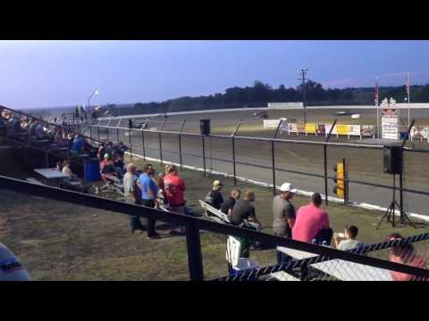 Grayson County Speedway Factory Stock 7-15-17