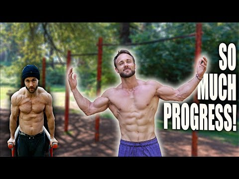 BACK TO WHERE IT ALL BEGAN! (VEGAN CALISTHENICS JOURNEY)