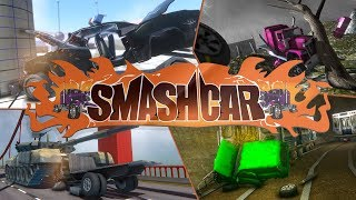 Smash Car Android/IOS