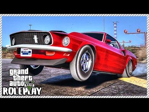 GTA 5 Roleplay - THE MOST DANGEROUS DRAG RACE CAR | RedlineRP #604