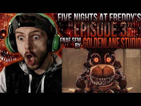 "Vapor Reacts #754 | [SFM] FIVE NIGHTS AT FREDDY'S SERIES ""Episode 3"" by GodleLane Studio REACTION!! thumbnail"