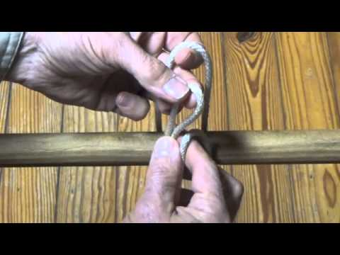 How to Tie a Draw Hitch