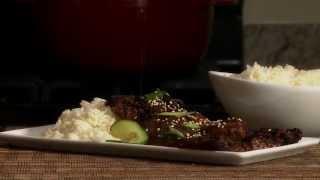 Beef Recipe - How To Make Korean-inspired Kalbi Beef
