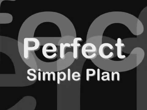 Perfect - Simple Plan (tradução)