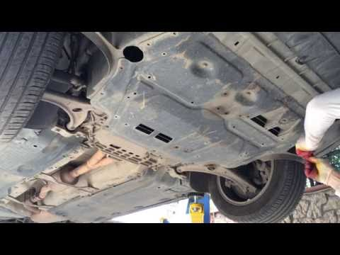 Замена масла и фильтров на фольксваген пассат Б6 2007 года Volkswagen Passat B6