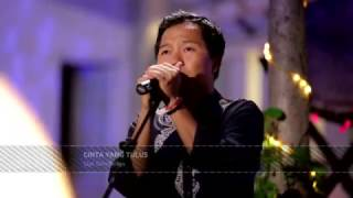 Download Mp3 Shandy Sondoro - Cinta Yang Tulus  Live At Music Everywhere  **