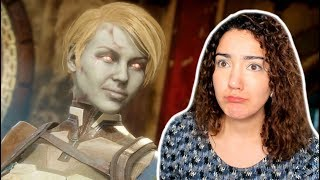BUFF Cassie's Fatal Blow! - Mortal Kombat 11 Revenant Cassie Cage Online Ranked Matches