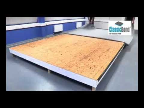 How To Use Water Based Deck Adhesive On A Epdm Rubber Roof