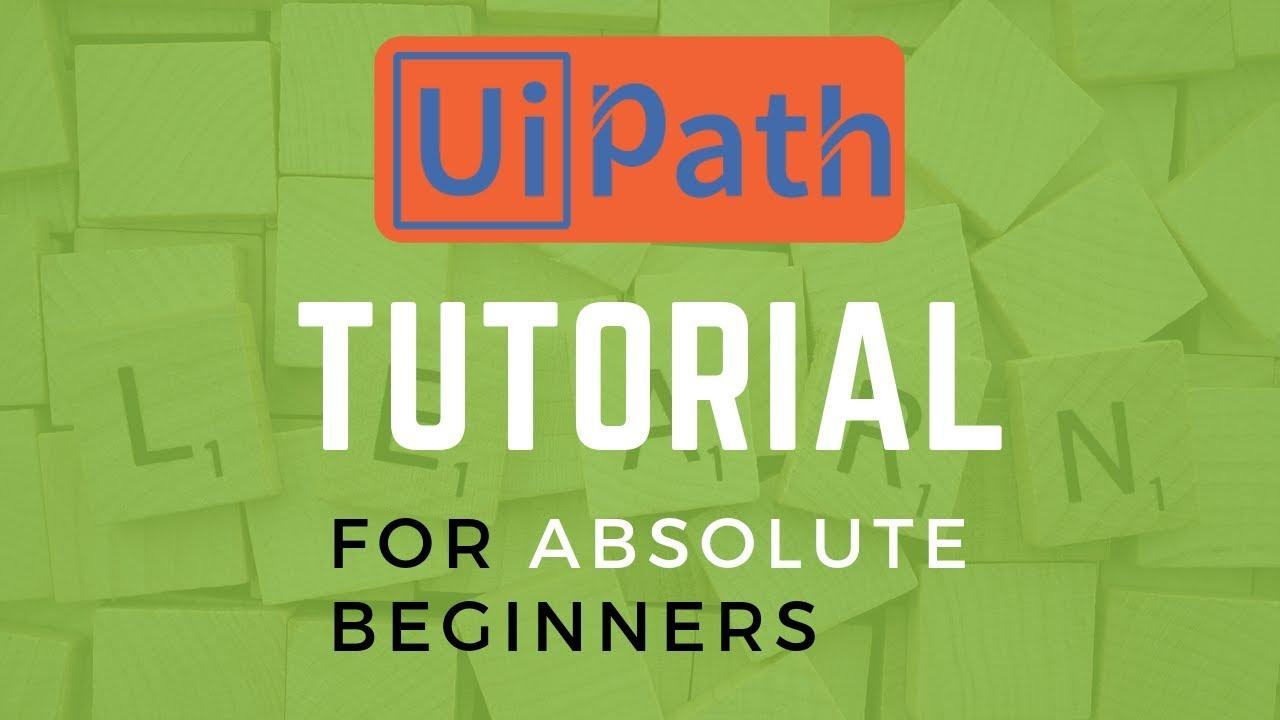 UiPath Tutorial for Beginners [RPA Tutorials] Mp3 İndir
