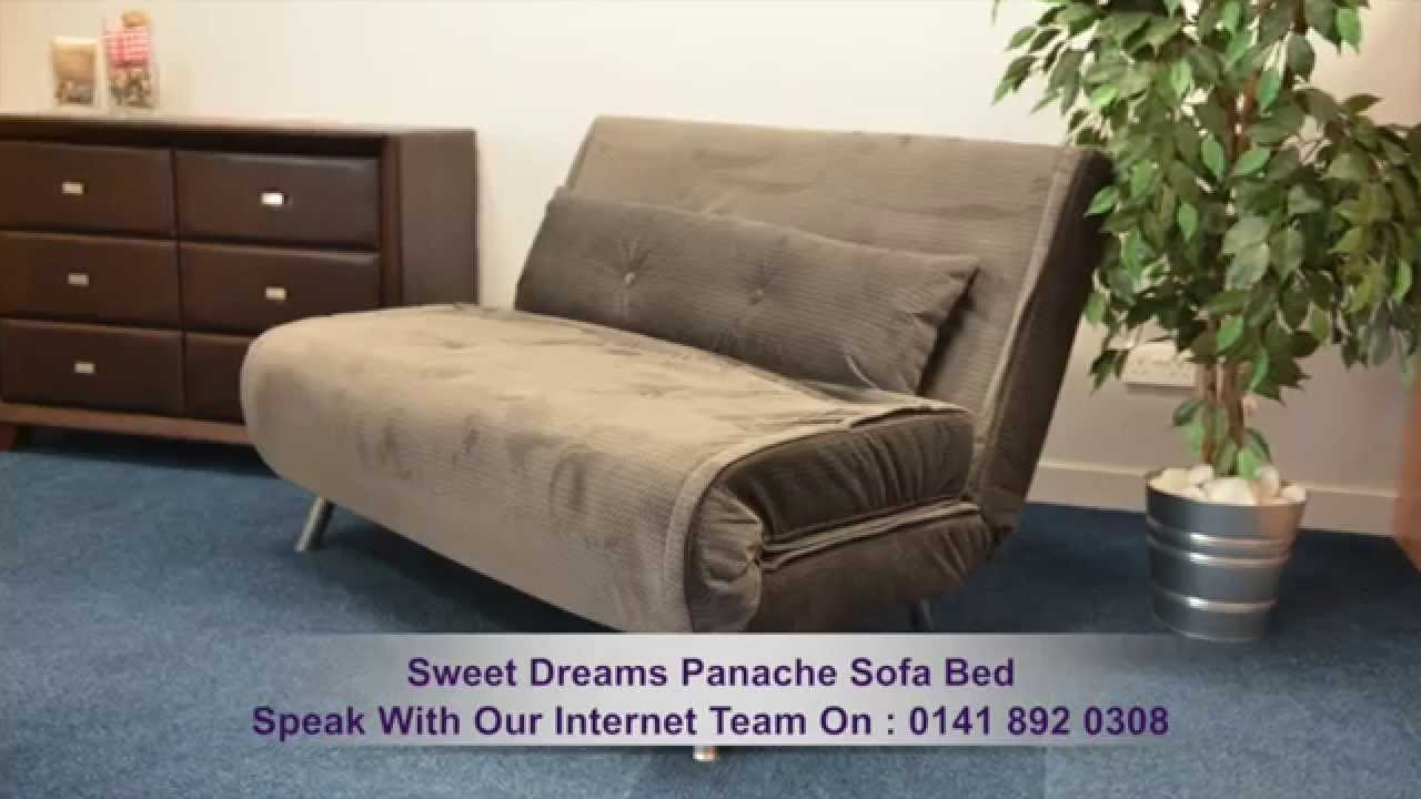 Sweet Dreams Panache Sofa Bed