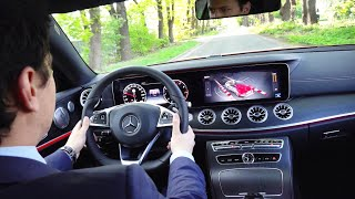 2018 Mercedes E Class Coupe AMG + FULL Drive Review Drive Interior Exterior