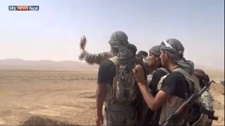 اشتباكات بين المعارضة وداعش بالقلمون