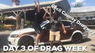 Drag Week 2019 Day 2 Cecil County Dragway