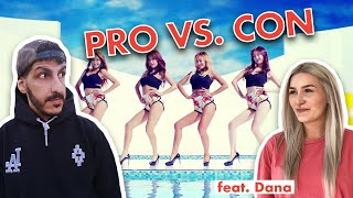 Producer REAGIERT auf [MV] SISTAR(씨스타)_Touch my body(터치 마이 바…