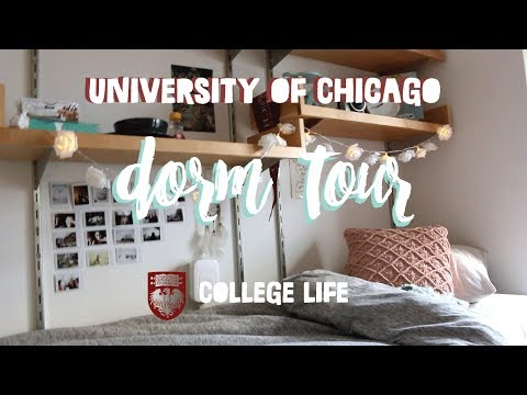 University of Chicago Dorm Room Tour