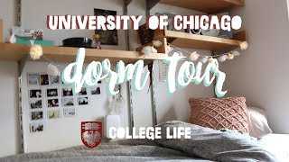 University of Chicago Dorm Room Tour thumbnail