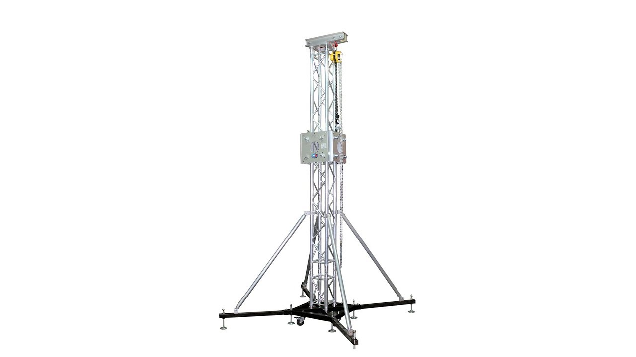 ProX Truss Tower Stage Roofing System Package XTP-GSBPACK3 Ground Support  F34 Block Base Outrigger