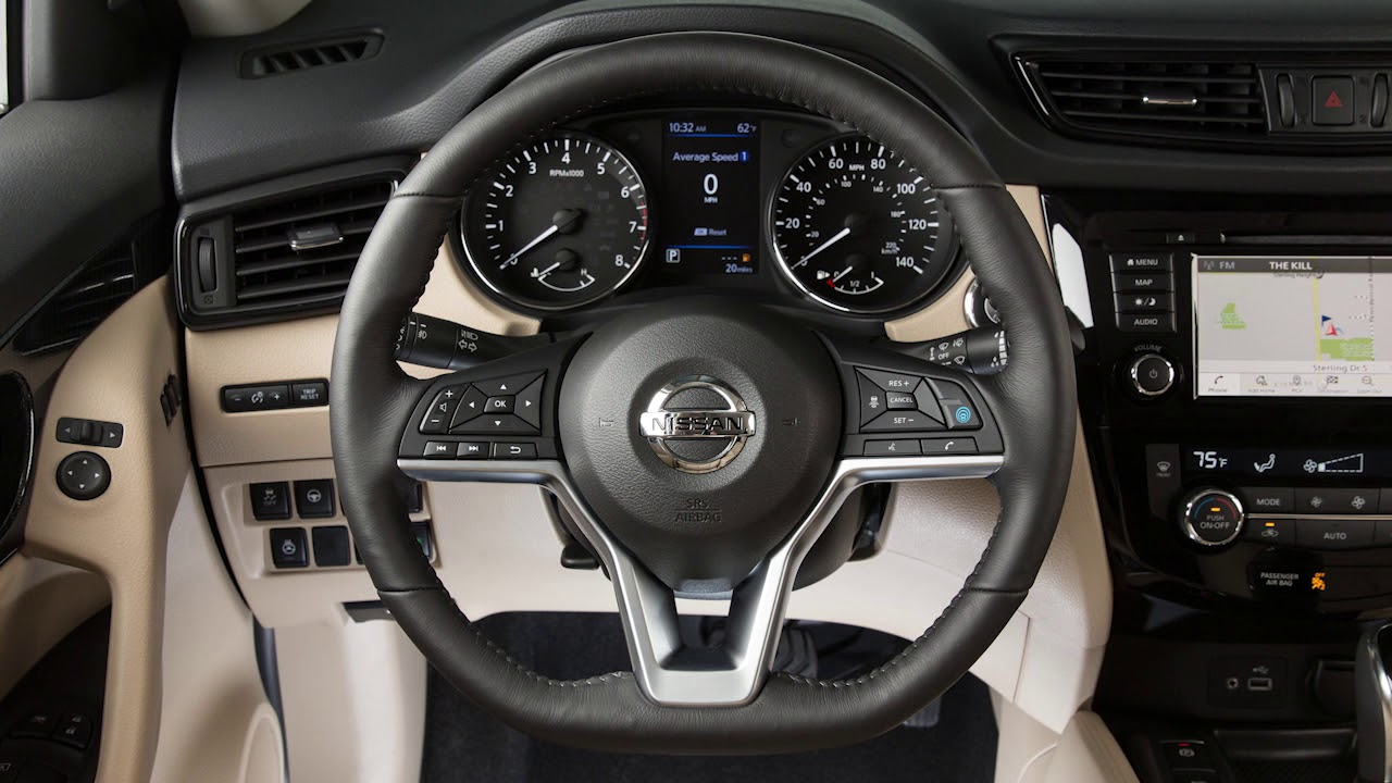 Download 2020 Nissan Rogue - Operating Tips