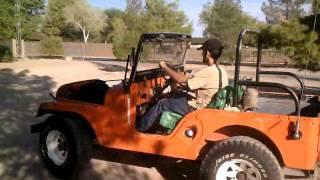 1965 Jeep CJ5 40k miles garage find.