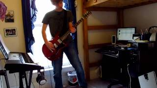 Welcome To The Masquerade | Thousand Foot Krutch | AUDITION/ Guitar Cover | HD!